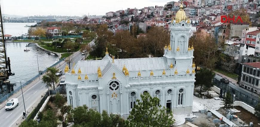 Bulgar Demir Kilisesi İstanbul'da açıldı - Yeni Vatan Gazetesi