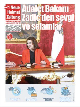 yeni vatan gazetesi